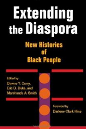 Extending the Diaspora book cover