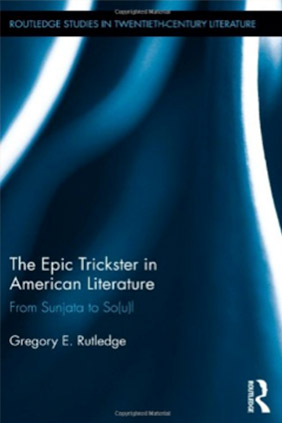 The Epic Trickster in American Literature book cover