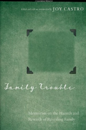 Family Trouble book cover