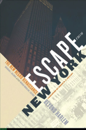 Escape from New York book cover