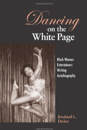 Dancing on the White Page book cover