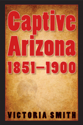 Captive Arizona book cover