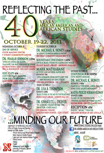 AAASP 40 Year Anniversary Poster