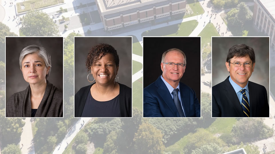Four faculty receive ACLS grant for digital project